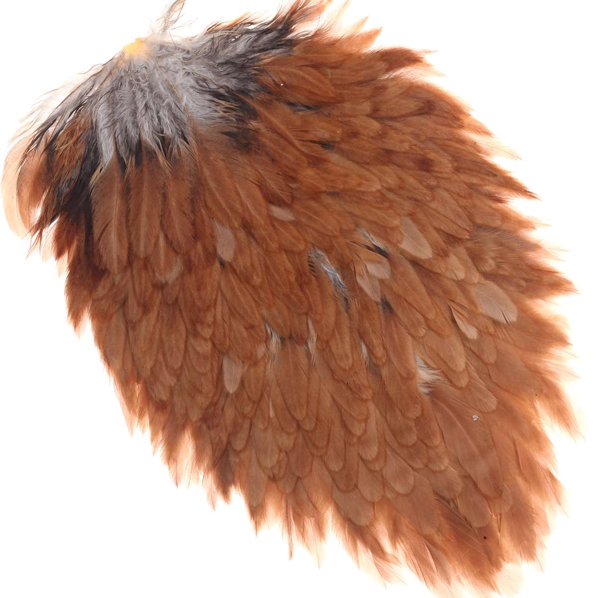 Keough Hackle Hen Saddles