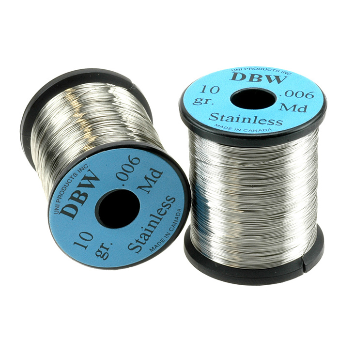 Uni Dubbing Brush Wire .006, Fly Tying Tinsels, Wires - Taimen