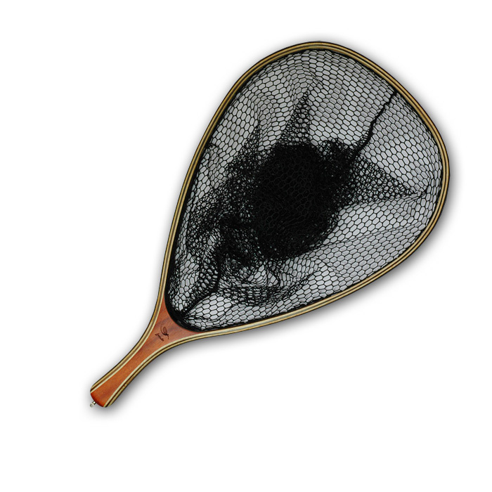 Brodin pro series steelhead cocobolo fly fishing for Fly fishing net