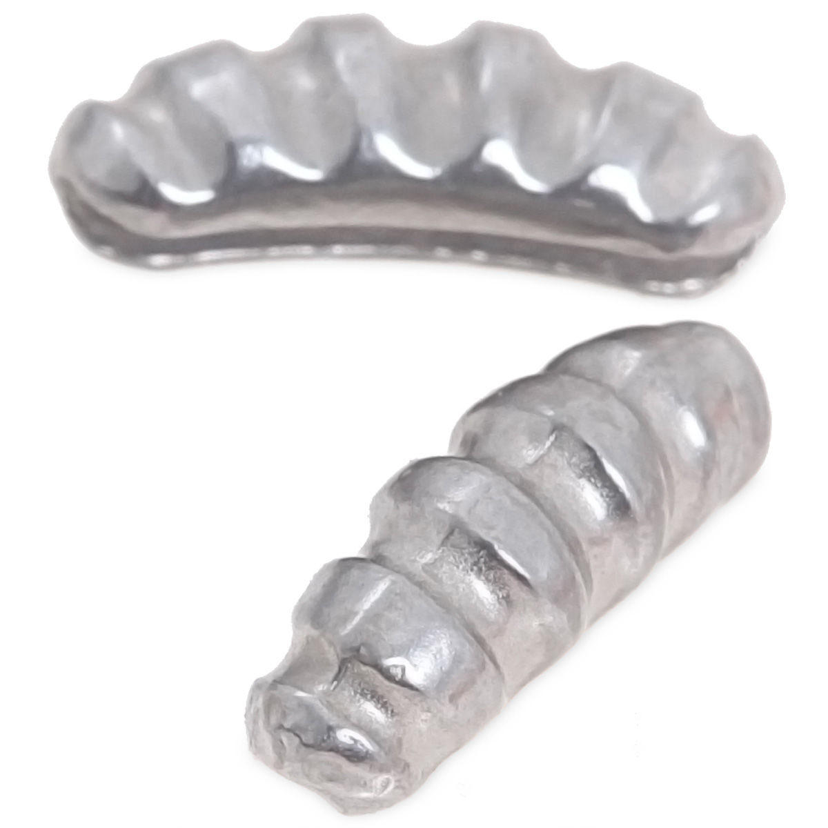 Shrimps: Tungsten Silver (10)