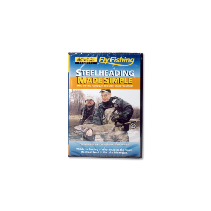 Steelheading Made Simple (DVD)