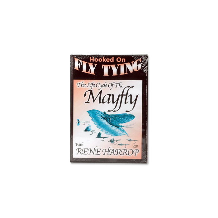 The Life Cycle of The Mayfly (DVD)