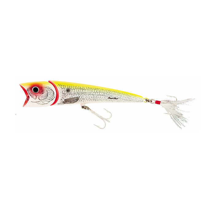 17.8 cm Creek Chub Super Knuckle-Head I6700JPF