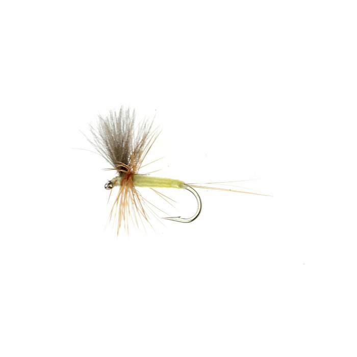 how to tie a blue wing olive dry fly