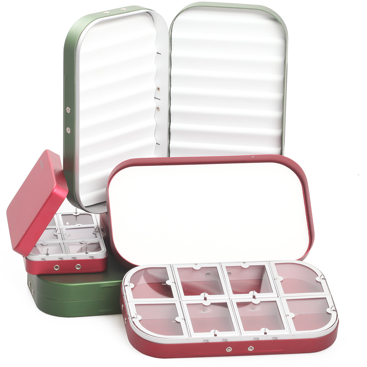 Taimen Large Al Fly Box