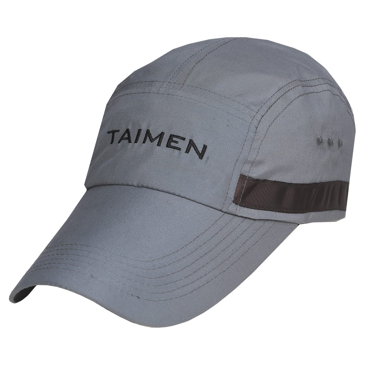 Taimen microfiber long bill cap fishing caps taimen for Long bill fishing hat