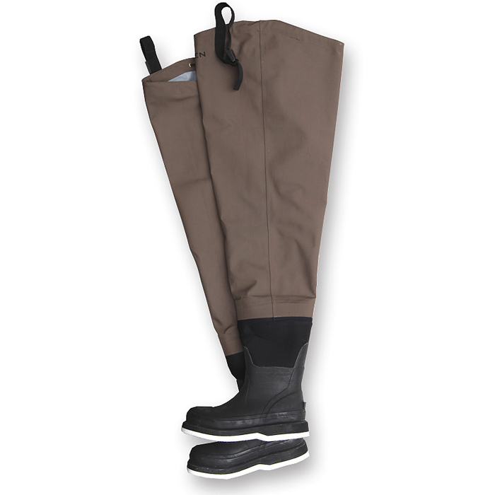 Fishing waders with boots 28 images hodgman wadewell for Fishing waders with boots
