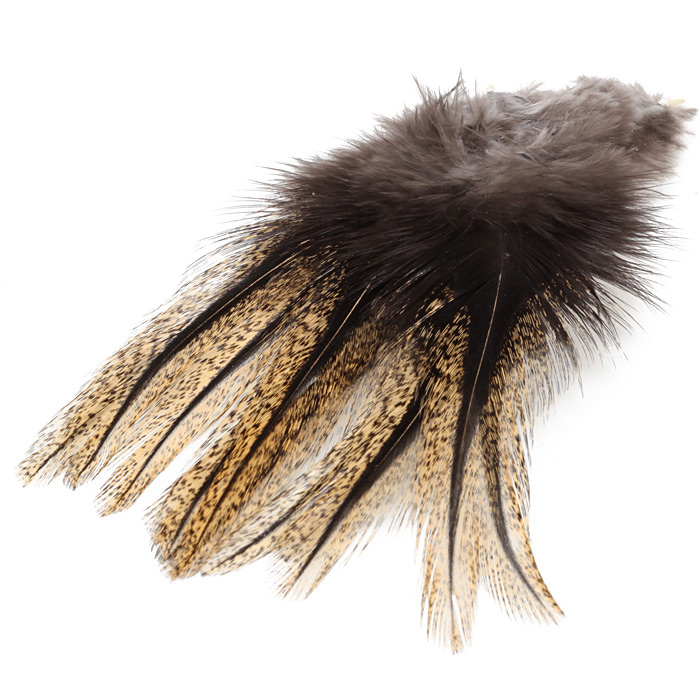 Coq de leon fly tying feathers ebay for Fly fishing feathers