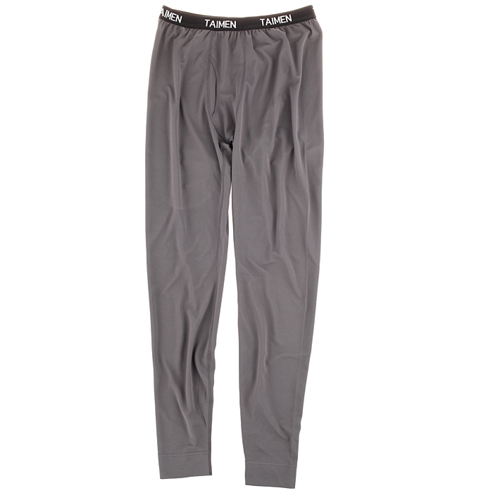Taimen Brook Base Layer Pants Pewter