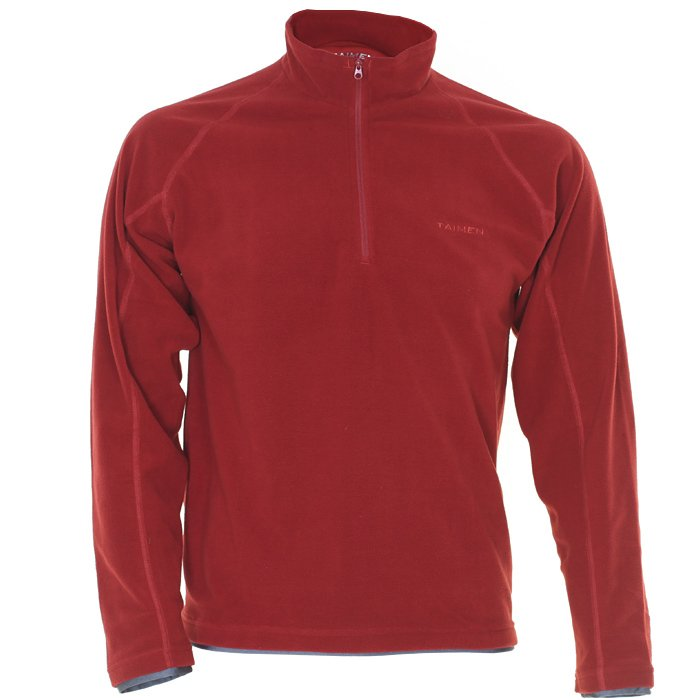 Taimen Brook Fleece Zip Top