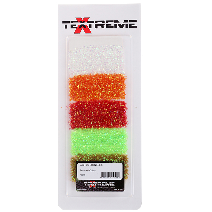Textreme Cactus Chenille Assorted Colors