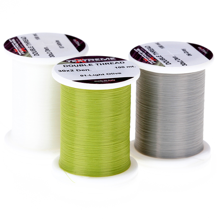 Textreme Double Thread (30x2 Den.)