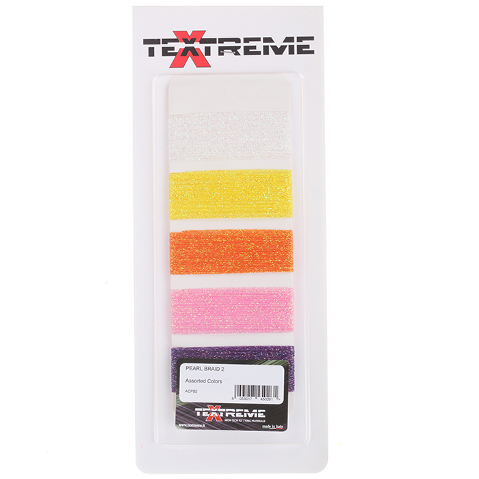 Textreme Pearl Braid Assorted Colors