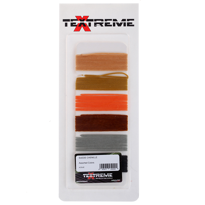 Textreme Suede Chenille Assorted Colors