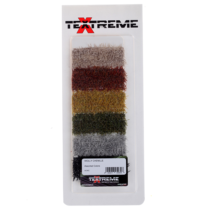Textreme Wolly Chenille Assorted Colors