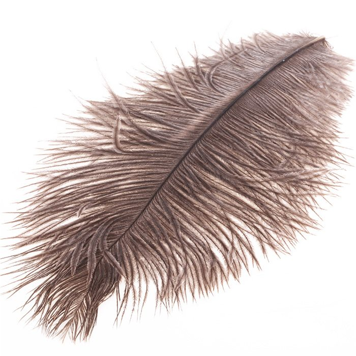 Spirit river uv2 ostrich plume fly tying feathers taimen for Fly fishing feathers