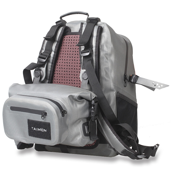 Taimen Waterproof Backpack, Fishing Bags, Luggage - Taimen