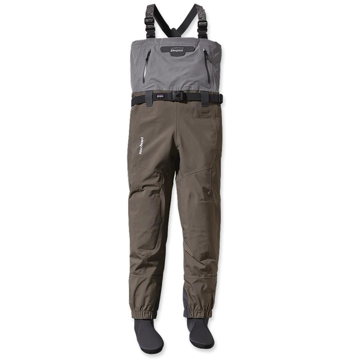 Patagonia rio gallegos waders fishing waders chest hip for Fly fishing waders