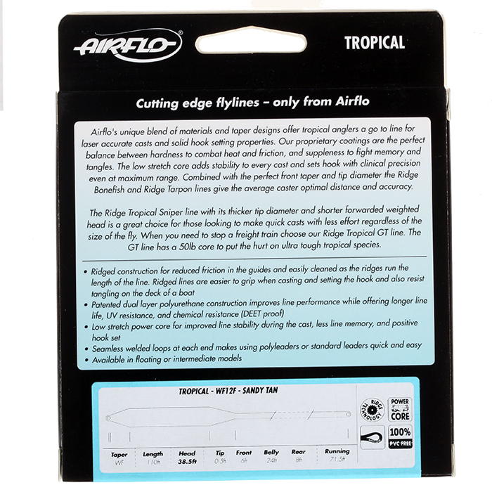 Airflo Ridge Super Dri Tarpon Floating