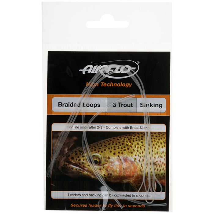 Airflo Trout Braided Loops (sinking)