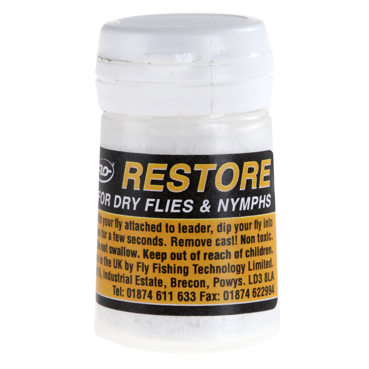 Airflo Restore - Fly Powder With Dessicant