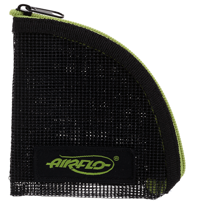 Airflo Zippered Mesh Waller With 7 Compartments