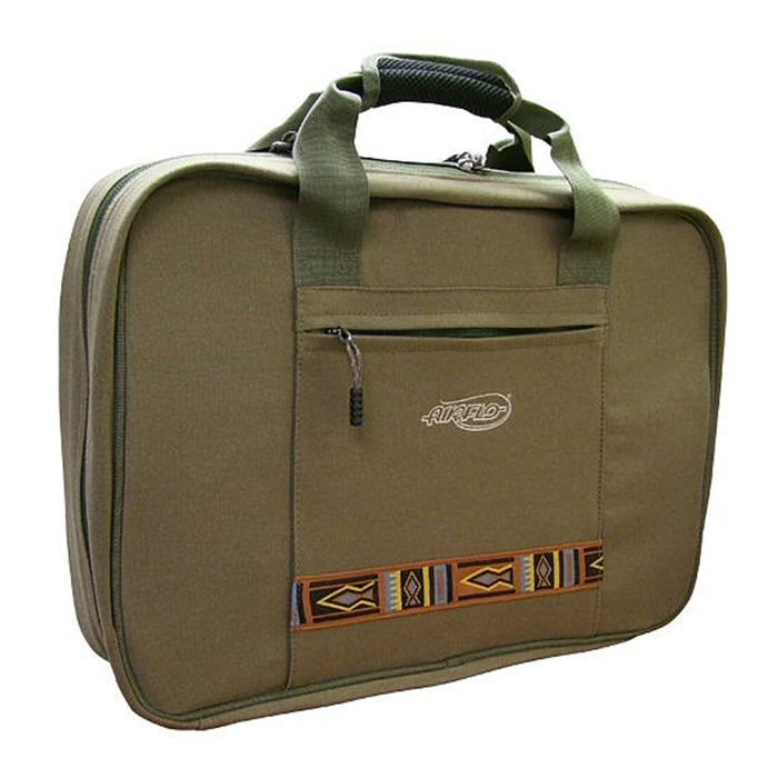 Airflo outlander fly tying kit bag fishing bags luggage for Fly fishing luggage