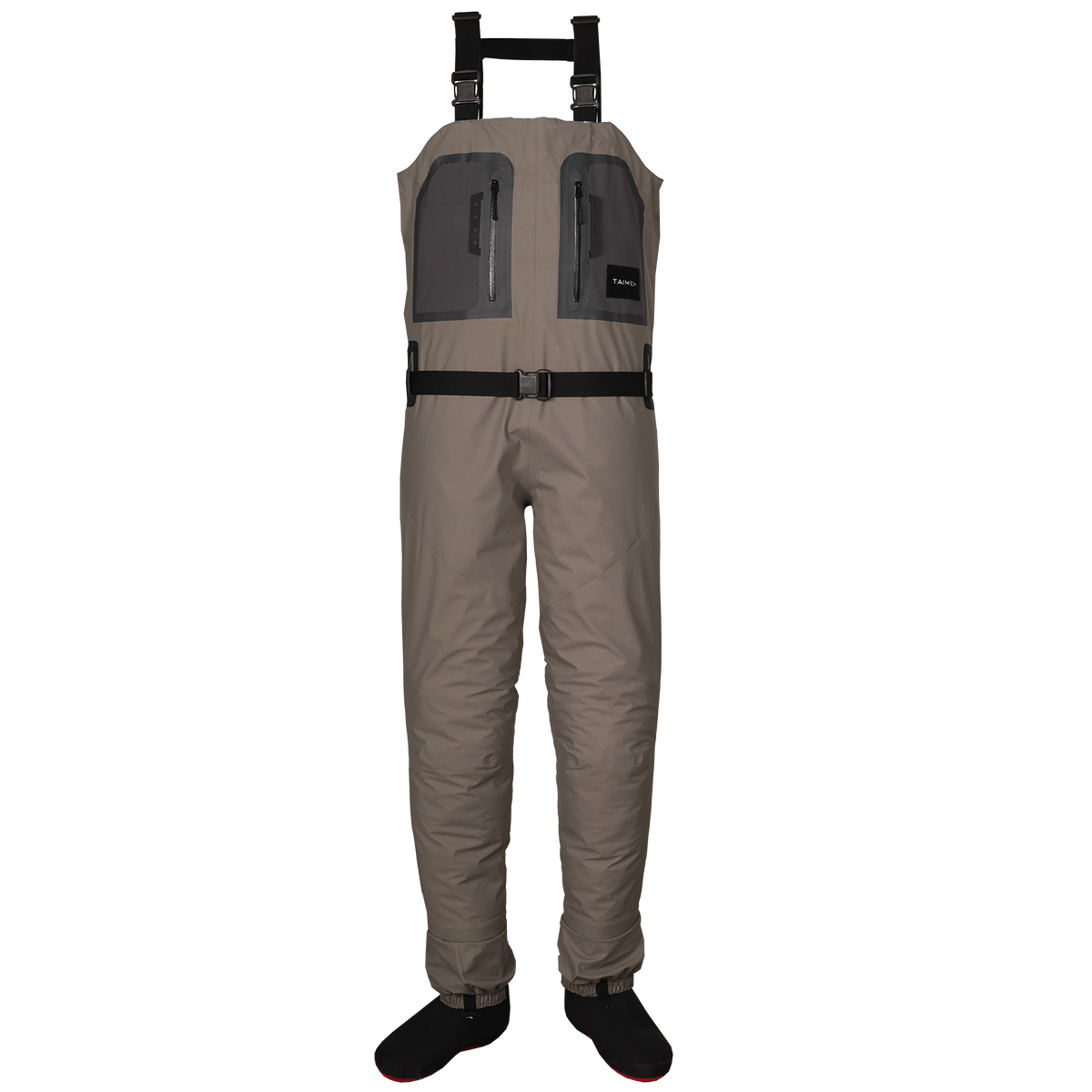 Taimen river sonic waders fishing waders chest hip and for Chest waders for fishing