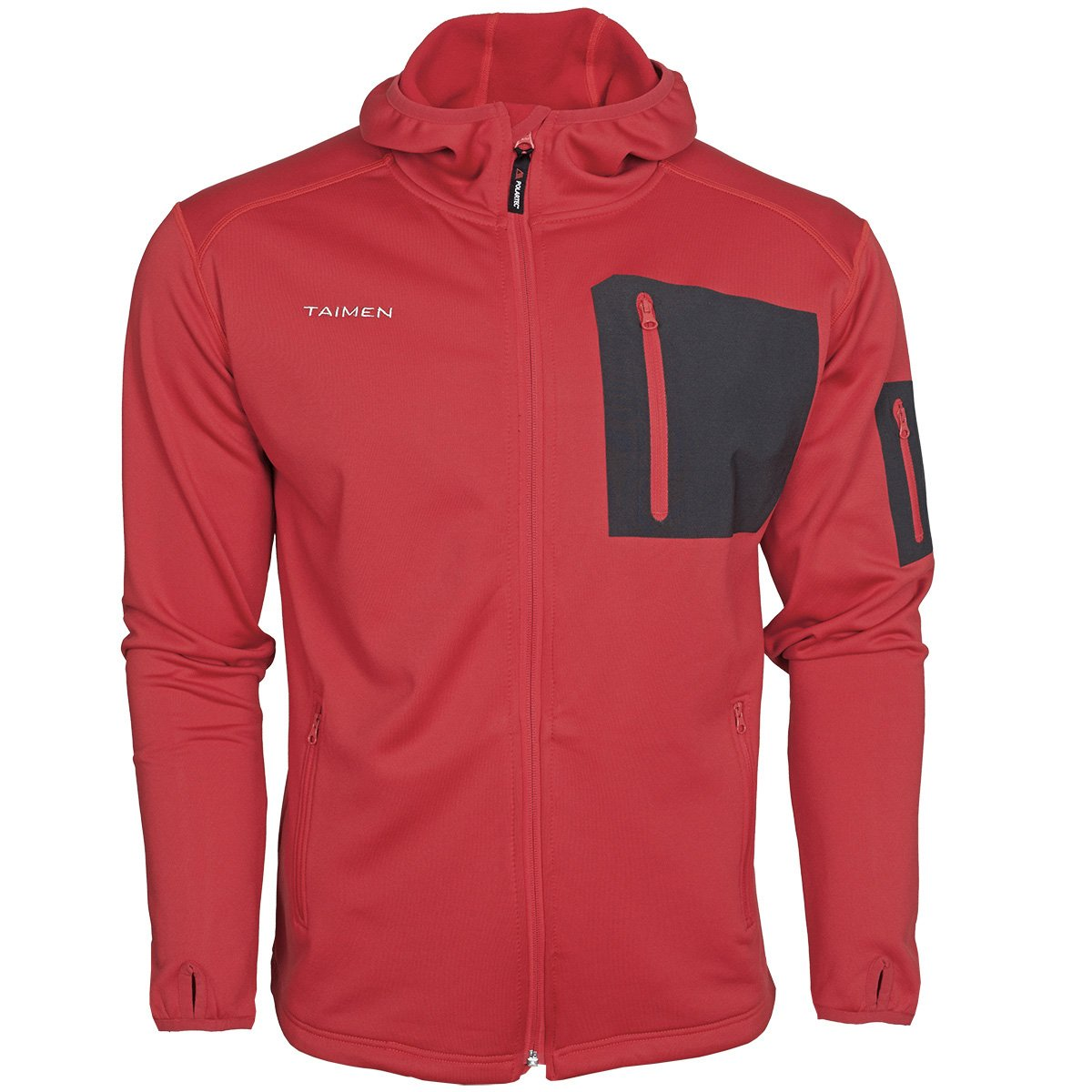 Taimen Polartec Power Stretch Hoody Jacket