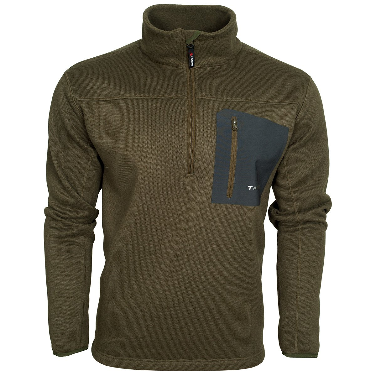 Taimen Polartec Thermal Pro Half Zip Sweater