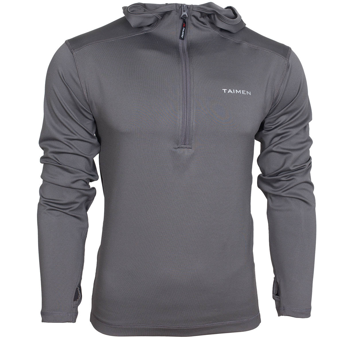 Taimen Polartec Power Stretch Lt Hoody  - Goryla Gray