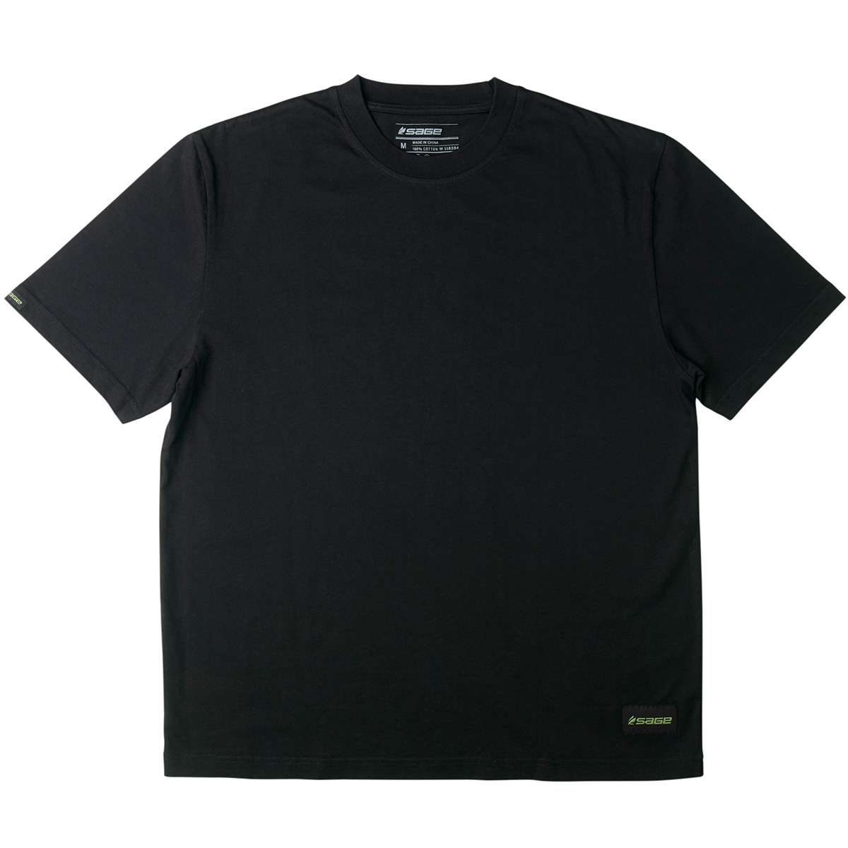 Sage Patch Logo Tee