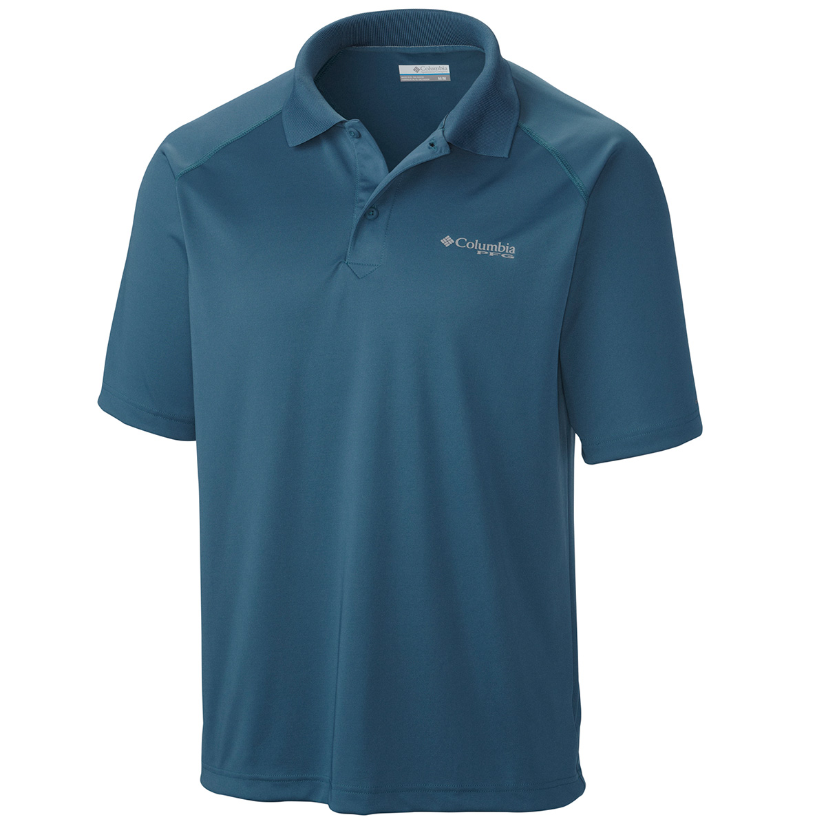 Columbia terminal tackle ss polo shirt fishing tshirt for Fly fishing sun shirt
