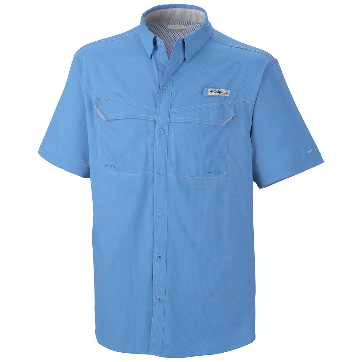 Columbia low drag offshore ss shirt fishing shirts ebay for Offshore fishing apparel