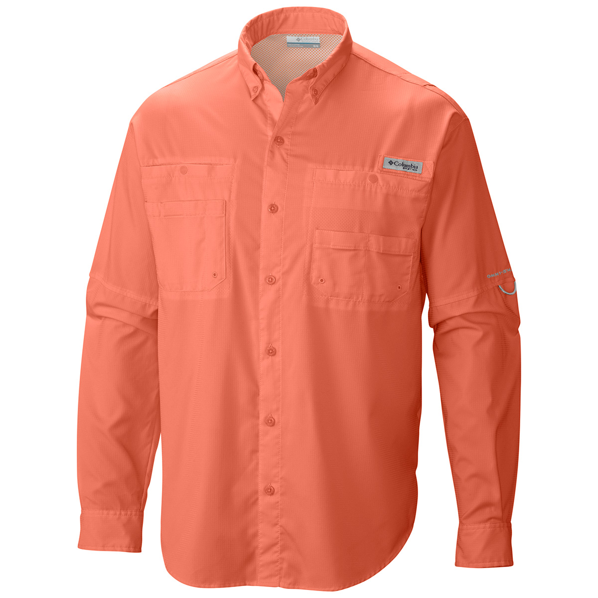 Columbia tamiami ii ls shirt 2015 fishing shirts taimen for Embroidered columbia fishing shirts