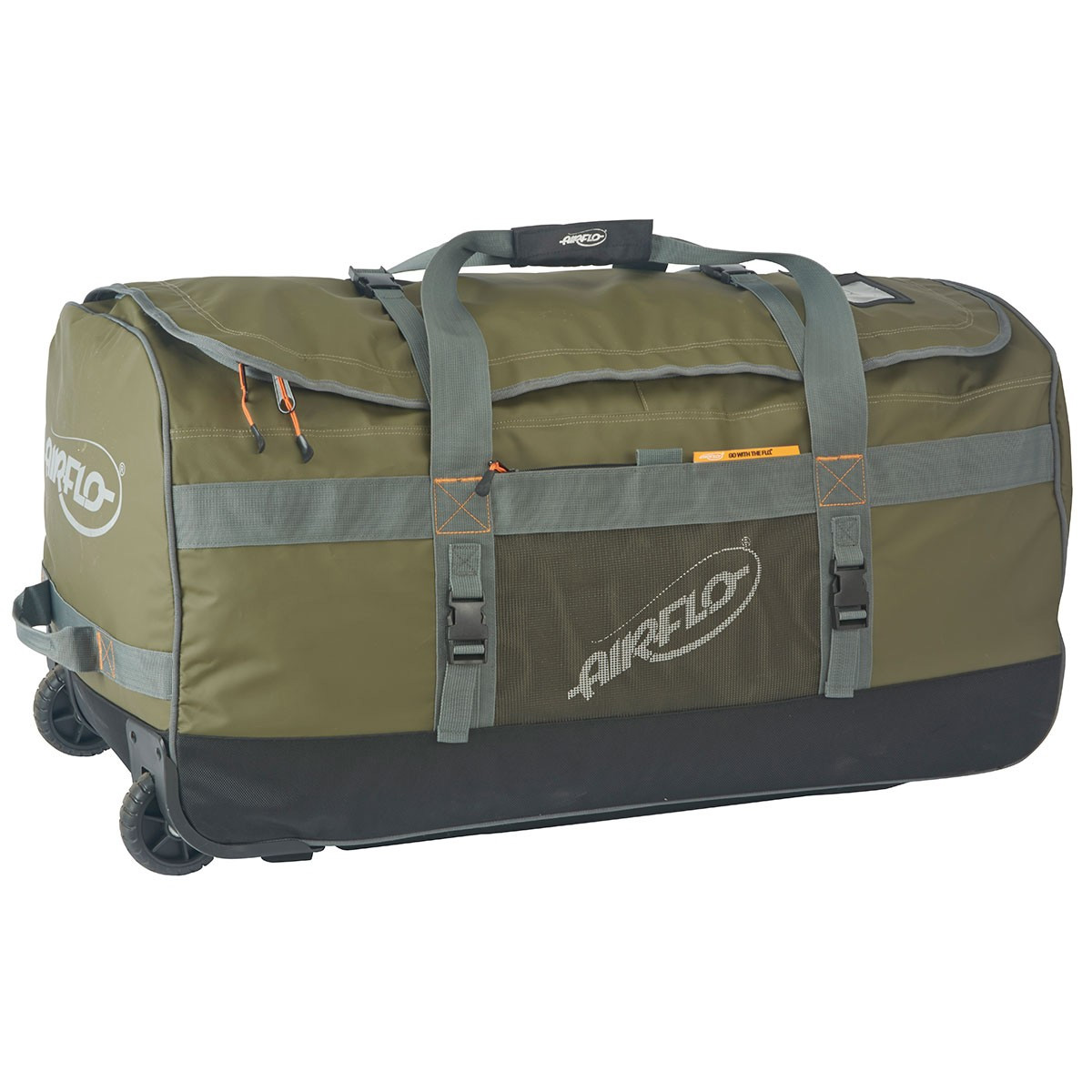 airflo fly dri 150 litre cargo wheely fishing bags