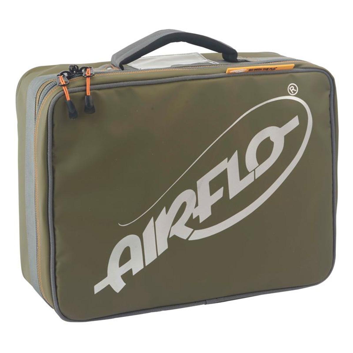 Airflo Fly Dri Reel Gear Case Fishing Bags Luggage