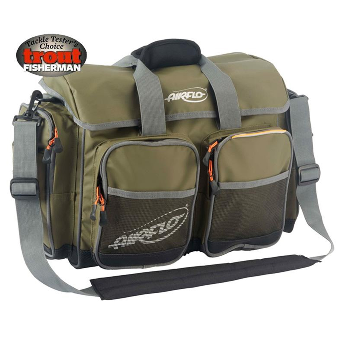 Airflo fly dri carryall med 20 l fishing bags for Fly fishing luggage