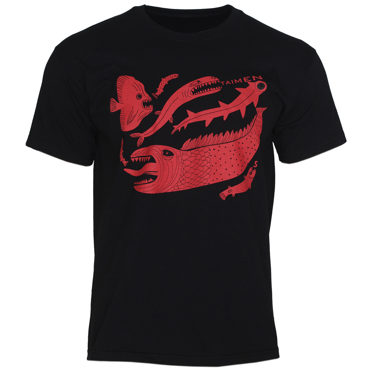 Taimen T-Shirt All Fish