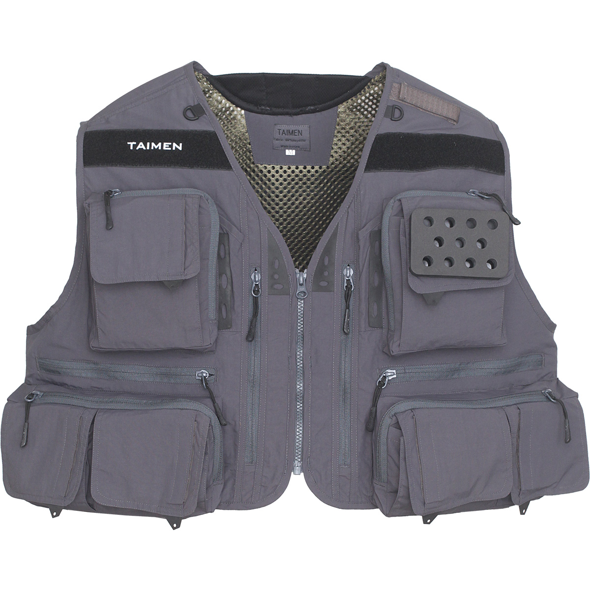 Taimen Supra Vest Fly Fishing Vests Taimen