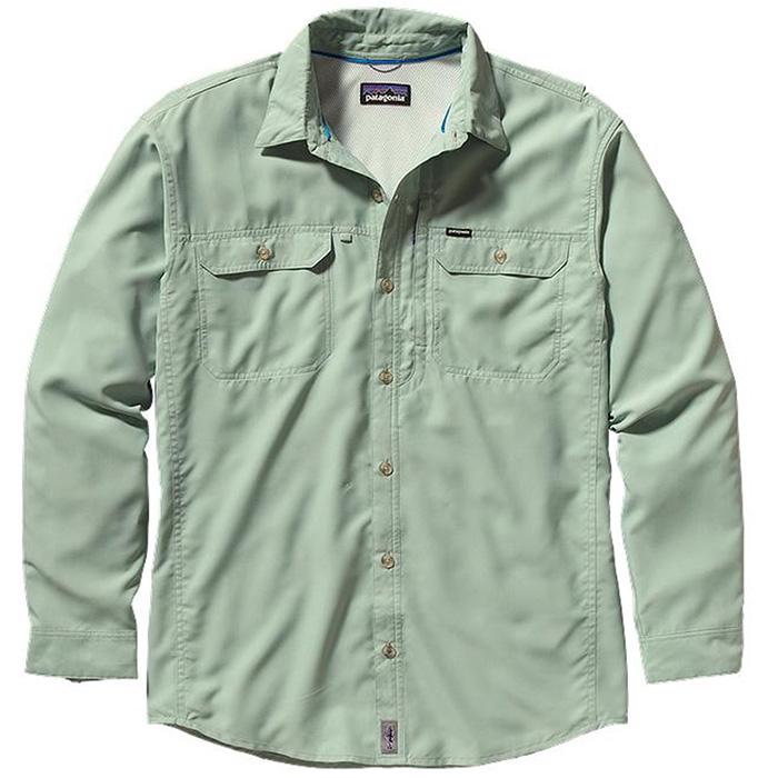 Patagonia ms ls sol patrol ii shirt fishing shirts taimen for Patagonia fishing shirt