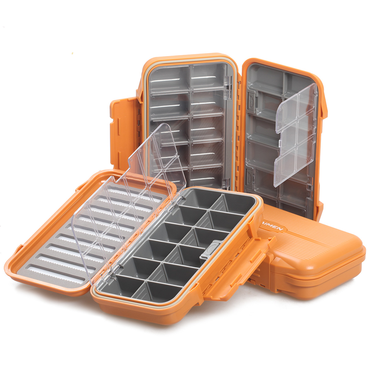 Taimen Waterproof Fly Box 5000 Compartment