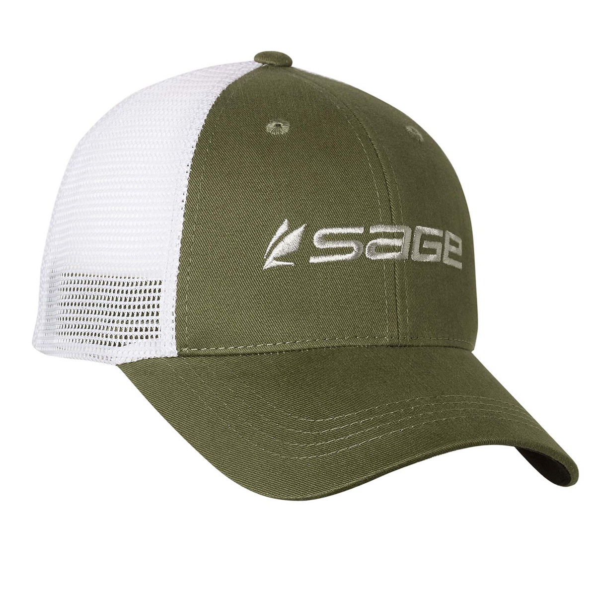 Sage mesh back fishing caps taimen for Sage fly fishing hat