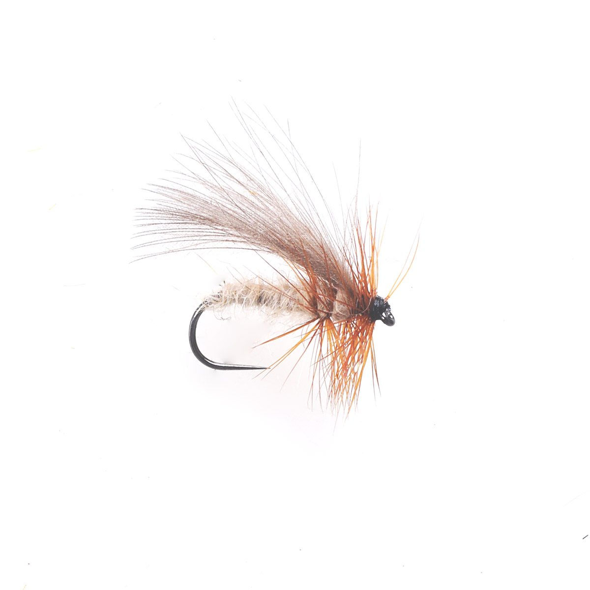 CDC Sedge Hackled Tan