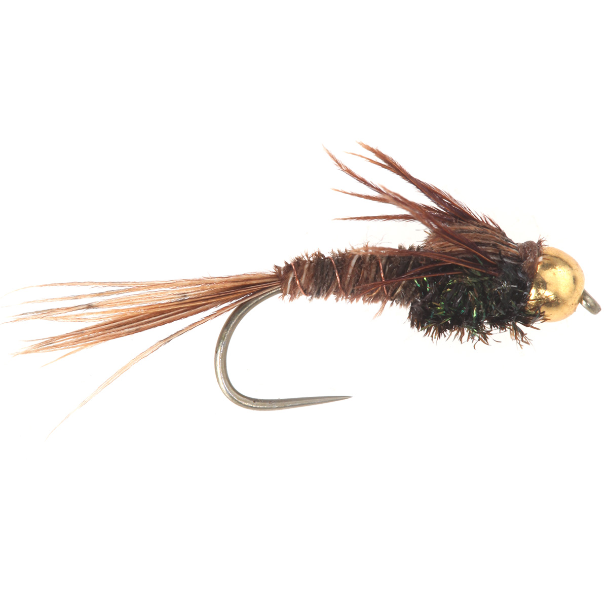 Pheasant tail nymph tungsten bead tungsten beads nymphs for Fly fishing nymphs