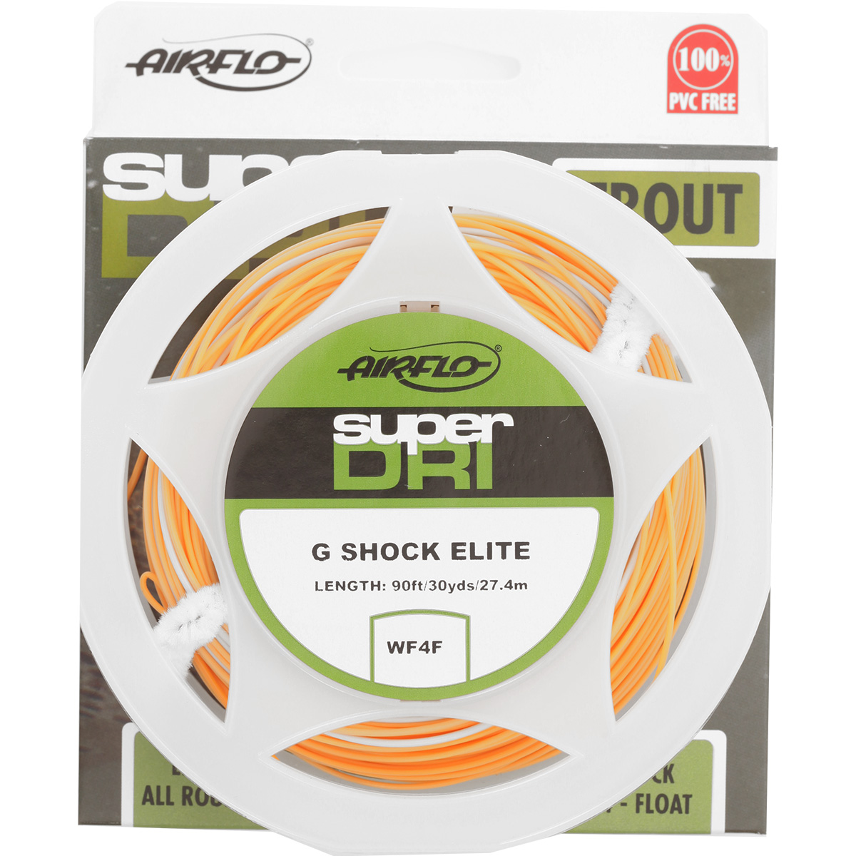 Airflo G Shock Super Dri Elite