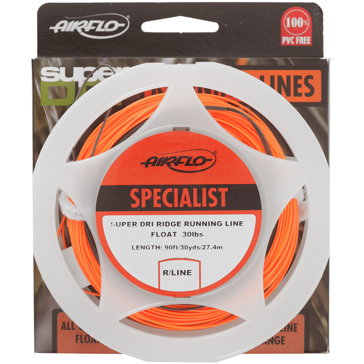 Airflo Super Dri Ridge Running Line