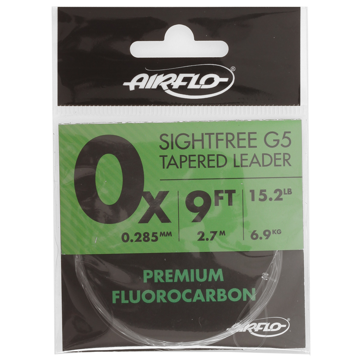 Airflo G5 Tapered Fluorocarbon Leaders