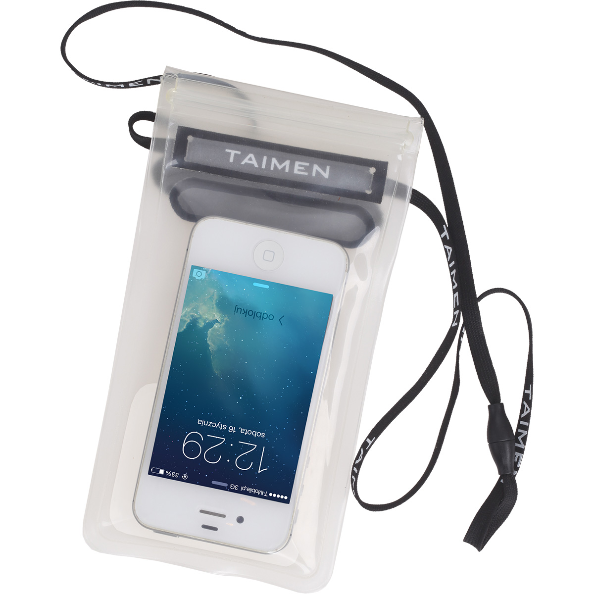 Taimen Waterproof Smart Phone Pouch Big