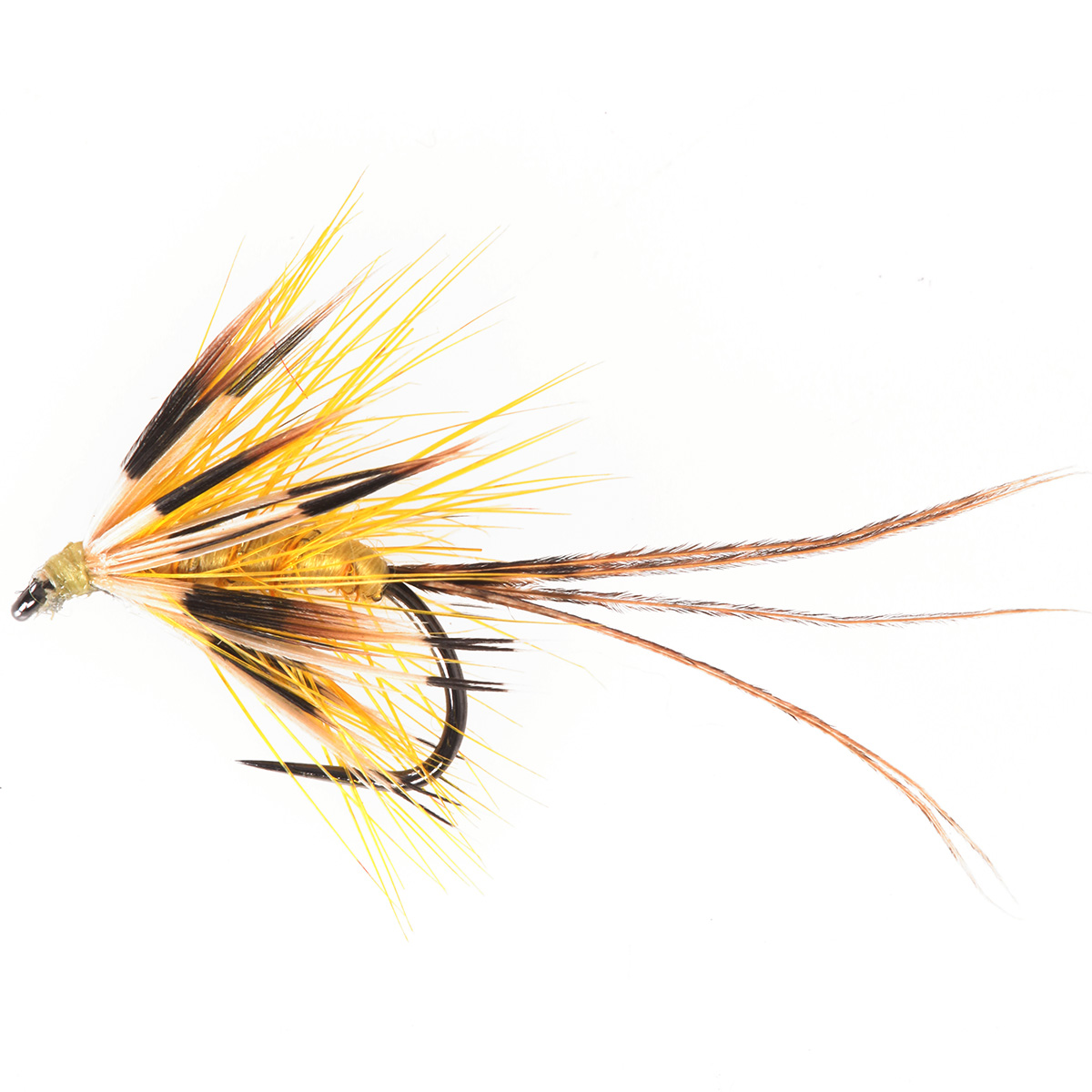 Mayfly French Partridge Hackled (1)